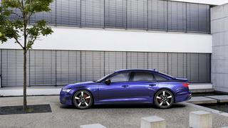 Audi A6 Plug-in-Hybrid - Mit Stecker und halbiertem Steuersatz