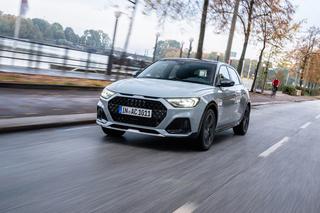 Test: Audi A1 Citycarver   - Kleinwagen mit großem Auftritt