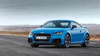 Audi TT RS - Wieder da