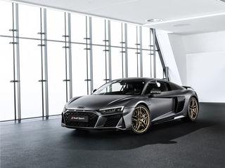 Audi R8 V10 Decennium - Zum Neustart ein Sondermodell