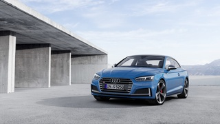 Audi S5 Coupé / S5 Sportback  - Jetzt nur noch mit Diesel-Wumms