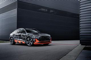 Audi E-Tron S  - Mit Triple-Motor und PS-Boost