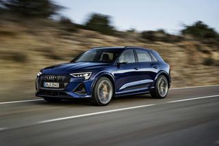 Audi E-Tron S  - Start für die Elektro-Sportler