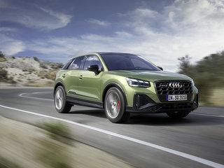 Audi SQ2 - Dezent erneuert