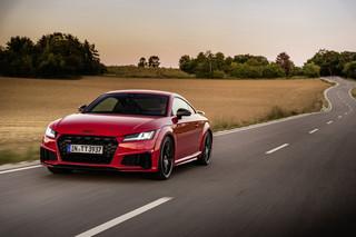 Audi TTS Competition Plus - Geschärft und aufgepeppt