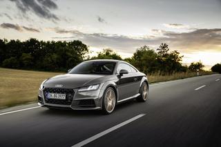 Audi TT und TTS Bronze Selection    - Eine Ausstattung, zwei Preise