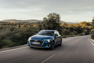 Fahrbericht: Audi A3 - Dreier zum Vierten
