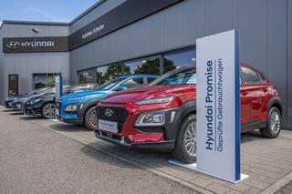 Hyundai Gebrauchtwagenprogramm - Mit 10-Tage-Umtauschrecht