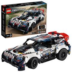 Lego Top Gear Rally Car - Mit der Kraft von zwei Motoren