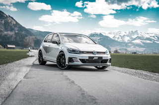 Abt schärft VW Golf GTI TCR  - Wenn stark nicht stark genug ist