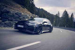 Fahrbericht: RS6 Johann Abt Signature Edition - Der schwarze Abt