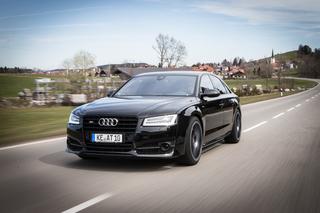 Abt pusht Audi S8 auf 735 PS - Potentat der linken Spur