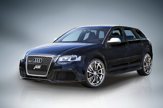 Audi RS3 Abt - Einen drauf gelegt