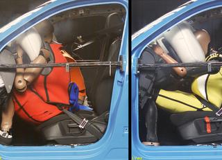 ADAC testet Rückhaltesysteme - Adaptive Gurte und Airbags meist im ...