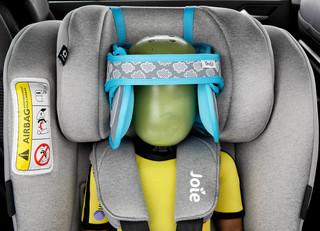 Kindersitzzubehör im Test - Nicht alles ist zulässig und sinnvoll