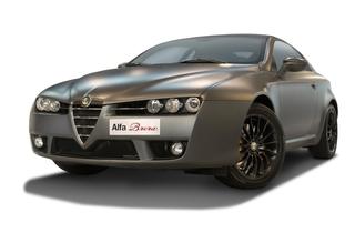 Neue Sonderserie für Alfa Romeo Brera und Spider