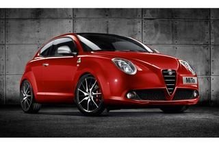 Alfa Mito Sondermodell - Sportliche Vollausstattung