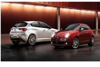 Alfa Romeo Mito/Giulietta - Geschenke zum Aussuchen