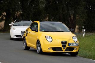 Alfa Romeo Mito - Mehr Extras für die Basis