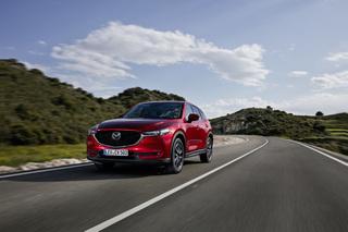 Fahrbericht: Mazda CX-5 - Mit Otto mal einfach abschalten