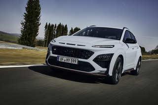 Fahrbericht: Hyundai Kona N - Nicht normal