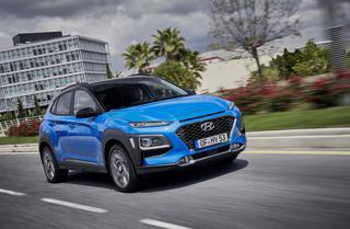 Hyundai Kona Hybrid - Sparsam beim Sprit, nicht bei der Ausstattung