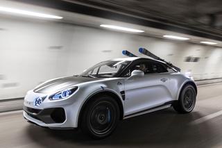 Alpine A110 SportsX - Sportcoupé mit SUV-Charme
