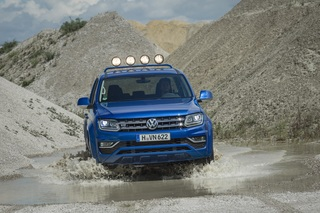 Fahrbericht: VW Amarok - Das Möchtegern-SUV
