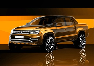 VW Amarok - Mehr SUV als Arbeitstier