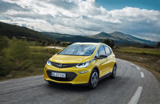 Opel Ampera-e - Zuerst in Norwegen