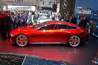 Genfer Autosalon 2017 - Neues Futter für satte Kunden