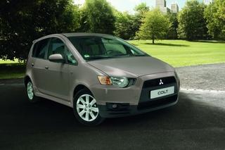 Mitsubishi bringt zwei Sondermodelle des Umwelt-Colt