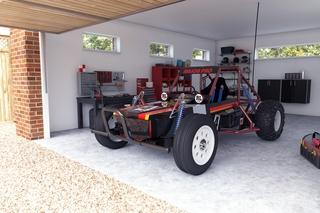 Tamyia Wild One in Groß - Spielzeug wird zum echten Auto