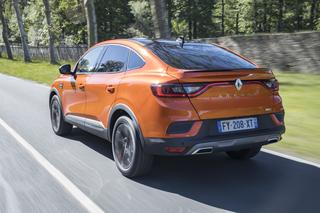Fahrbericht: Renault Arkana E-Tech Hybrid  - Ohne Stecker sparsam