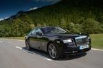Rolls-Royce Wraith - Raumgleiter