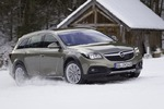 Fahrbericht Opel Insignia Country Tourer auf Eis - Gebremste Querdynamik