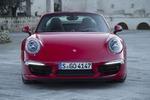 Porsche 911 Targa 4S - Dach zu, es zieht!