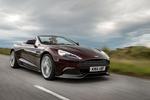 Aston Martin Vanquish Volante V12 S - Schnittig, schick  und edel, ...