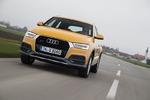 Audi Q3 2.0 TDI Quattro - Die Dreidimensionalität des Q