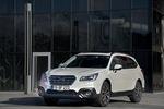 Subaru Outback 2.0 D - Jammern auf hohem Niveau