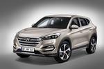 Hyundai Tuscon - Eiertanz