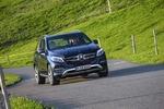 Mercedes GLE 250d 4matic - Zu wenig des Guten
