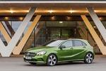 Mercedes A-Klasse - Besser spät als gar nicht