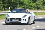 Jaguar F-Type S AWD Cabrio - Die brüllende Wildkatze