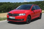 Skoda Rapid Spaceback 1.2 TSI - Basisarbeit