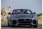 Jaguar F-Type SVR Cabriolet - Druckbetankung