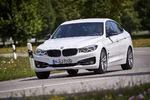 BMW 340i Gran Turismo - Welt-Raum