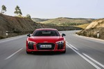 Audi R8 V10 plus - Präsentierteller