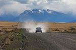 Im VW Amarok durch Patagonien - Komfortables Arbeitstier