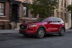 Mazda CX-5 2017 - Frischer Liebling